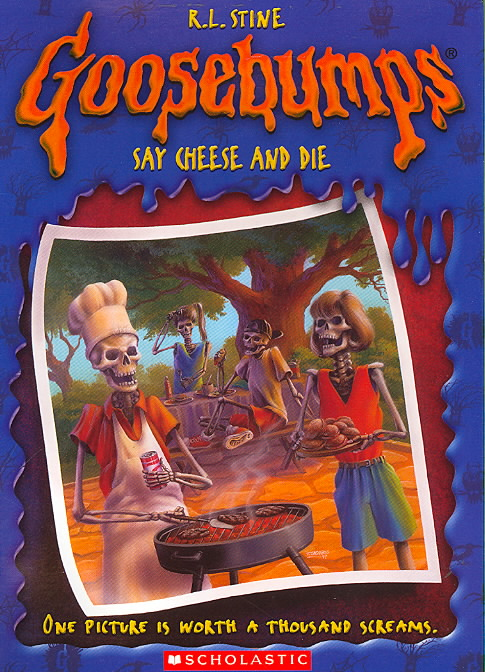 GOOSEBUMPS:SAY CHEESE AND DIE BY GOOSEBUMPS (DVD)